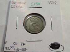 I150 Denmark 1922 25 Øre