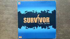 SURVIVOR TRUST NO ONE GIOCO DA MATTEL 2001