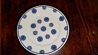 """Kingstone by Nikko Heavenly Blue Pattern Chop Plate 12"""""""