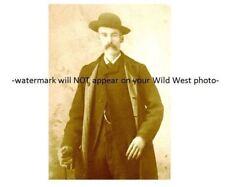 Doc Holliday Rare PHOTO Wild West US Marshal Gunfighter,Wyatt Earp Pal TOMBSTONE