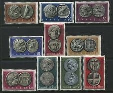Greece Coin set to 8.50 mint o.g. hinged