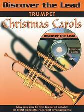 NEW Discover the Lead Christmas Carols: Trumpet, Book & CD