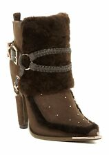 Ivy Kirzhner Shiloh Genuine Shearling Boot Size 7.5 Original Price $800