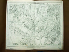 More details for norwood sydenham crystal palace london stanford library map local history plan
