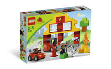 Lego Duplo 6138 My first Fire station BNIB Lego kids toys building blocks