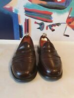 MACK JAMES (CARLOS SANTOS)  * HANDMADE Herren-Loafer *   Gr. 42  / 8 * TOP