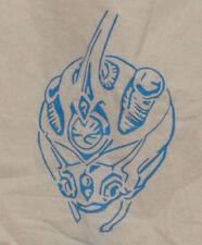 Il GUYVER DARK HERO CRONOS Giapponese Anime tote bag shopper/shopping cotone MANGA