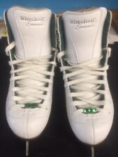 Riedell  Model 19 Emerald with Luna Blades size 2.5M ( gently used)