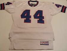 1997 New York Giants Robert Massey Road Jersey Mears Letter