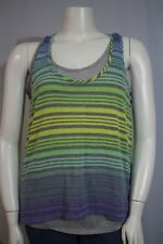 Lane Bryant Active Woman Plus 22W 24W Layered Double Tank Top Shirt 2 Piece