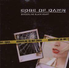EDGE OF DAWN Borderline Black Heart CD 2007