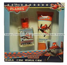 DISNEY PLANES* 2pc Bath & Body EAU DE TOILETTE+SHOWER GEL Holiday Gift Set NEW!