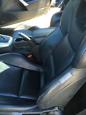 09 10 11 12  Hyundai Genesis Coupe Black Leather Seats Track R Spec Base