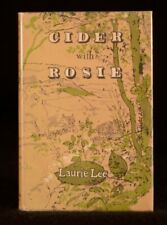 1959 Cider with Rosie First Edition Laurie Lee Illustrated Autobiographical