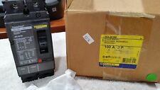 Square D HDL26100 Bolt-On Circuit Breaker, 600VAC, 2-Pole 100A, FREE SHIPPING!