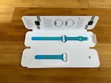 Genuine Apple Watch Nike Sport Band: Chlorine Blue/Green MJ6H3AM/A 40mm, 38mm