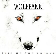 Wolfpakk - Rise of the Animal [New CD]