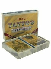 Temerity Jones Tattoo Playing Cards 2 Packs