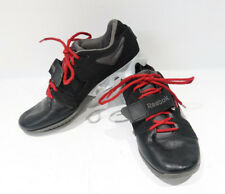 Reebok Crossfit U Form Mens Weight Lifting Black Red Athletic Shoes Size 8