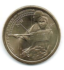 2014-D $1 Brilliant Uncirculated Business Strike Native American Dollar Coin!