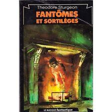 FANTOMES ET SORTILEGES / Theodore STURGEON collection le masque fantastique 1978
