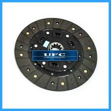 """UFC STAGE 1 CLUTCH DISC FRICTION PLATE BMW 228mm 9"""" M3 E30 S14 88-91"""