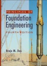 Principles of Foundation Engineering [ Das, Braja M. ] Used - VeryGood