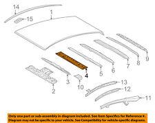 TOYOTA OEM 12-17 Prius V ROOF-Center Reinforcement 6310347020