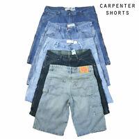Mens Vintage Levi Strauss Denim Carpenter Shorts Various