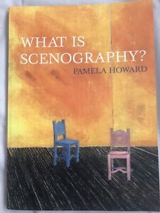 What is Scenography? (Theatre Concepts) by Howard, Pamela Paperback Book The