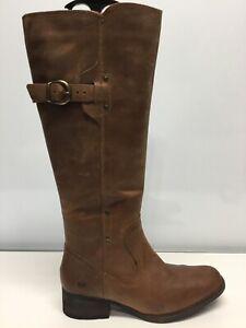 "Born Womens Mercado Light Brown (distressed) Fashion Boots Size 10M⭐️"""""