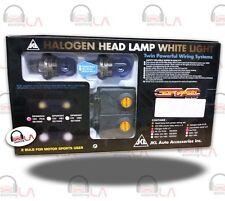 H-4 ULTRA WHITE BS-430 / H4-P43T HALOGEN HEAD LAMP WHITE LIGHT