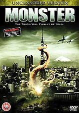 Monster (DVD, 2008) BRAND NEW