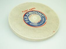 "Felt Polishing Wheel Buff 8 x 1/2"" Flint Hard Shine Gold Silver"