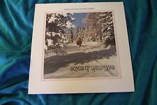 Songs of Christmas Middleton High School Choirs LP DRS86-607