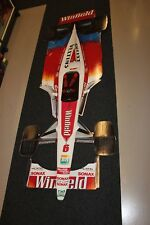 Cardboard model Winfield Williams Supertec FW21 1999 #6 Schumacher (238 cm!)
