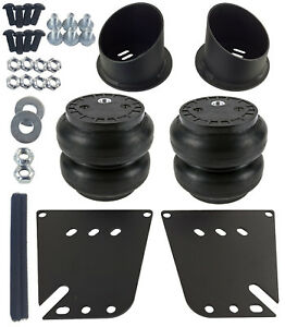 Air Ride Front Suspension Brackets & SS7 Slam Air Bags For 1958-64 Chevy Impala