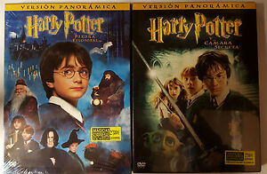 PELICULA DVD PACK HARRY POTTER 1+2 EDICIONES 2 DISCOS DIGIPACK PRECINTADA
