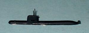 S U-Boot GOTLAND, Rhenania 109, Metall, 1:1250