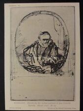 Drawings by Rembrandt PORTRAIT OF JAN CORNELIS British Museum