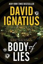 Body of Lies: A Novel Ignatius, David Paperback