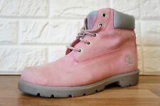Ladies Timberland Pink & Grey Waterproof  Boots Size 3 UK Womens Girls