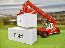 JOAL Diecast ppm 40 T Super Stacker Container CRANE 1/50 Boxed & NEW ref 169