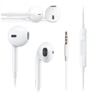 Origin Apple (MD827) Pedestrian Kit Helmet Earphone IPHONE 6 IPAD 1 2 3 4 Mini