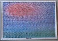 PRL) 1993 MAJESTIC FLIGHT VIEW VINTAGE AFFICHE POSTER 3D ANNI' 90 ART PRINT