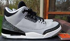 Nike Air Jordan 3 Retro Wolf Grey 136064 004 Size 10