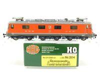 HO Scale HAG 204 SBB Swiss Neuhausen Re 6/6 European Electric Loco #11610