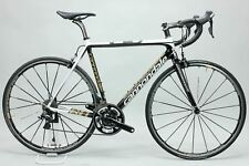 USED 2013 Cannondale SuperSix Evo Hi-Mod Dura Ace SRM 54cm Carbon Road Bike