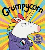 Grumpycorn by Sarah McIntyre Paperback NEW Book