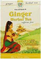 Palanquin - Ginger Herbal Tea - 80g (pack of 2)